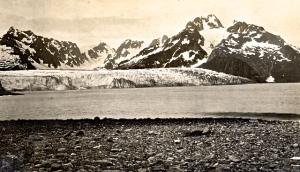 Northwestern Glacier 1909