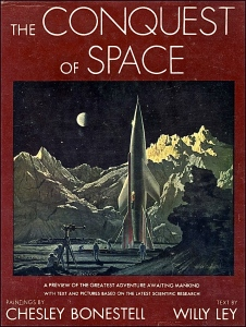 1949 Sci-Fi by Willy Ley